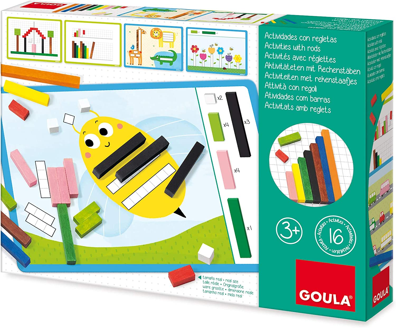 Unbekannt Goula 50212 Robot Mix Logikspiel