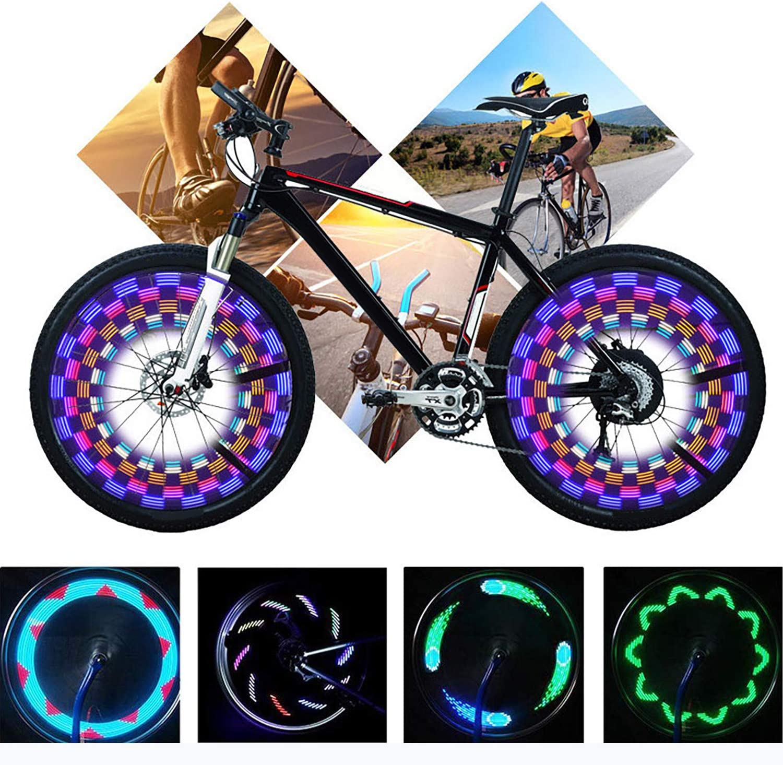 KUWAN A12 LED Bike Spoke Lights
