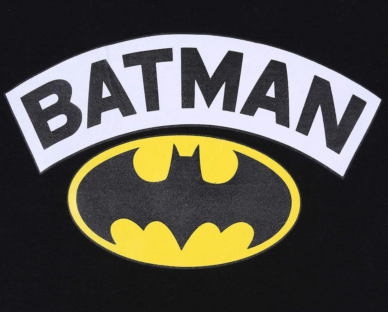 Pigiama Nero da Ragazzo Batman