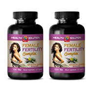 libido and energy booster for women - FEMALE FERTILITY COMPLEX - damiana capsules for women -