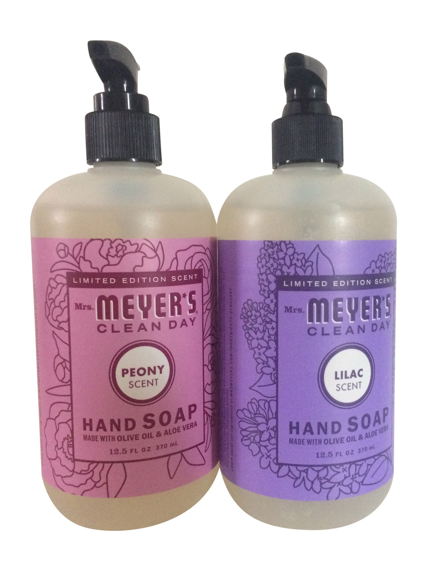Amazon Com Mrs Meyer S Clean Day Liquid Hand Soap