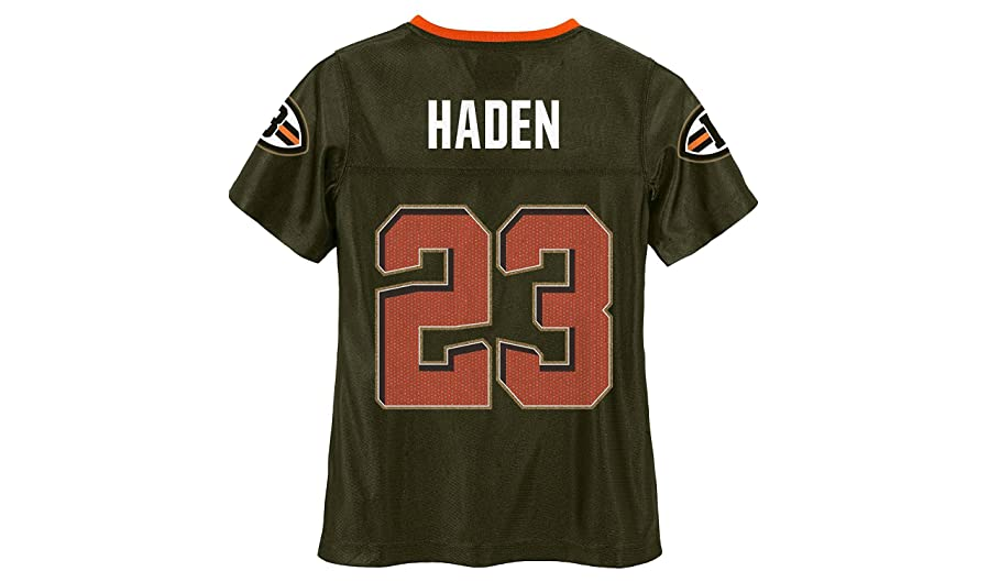 joe haden browns jersey