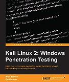 Kali Linux: Windows Penetration Testing