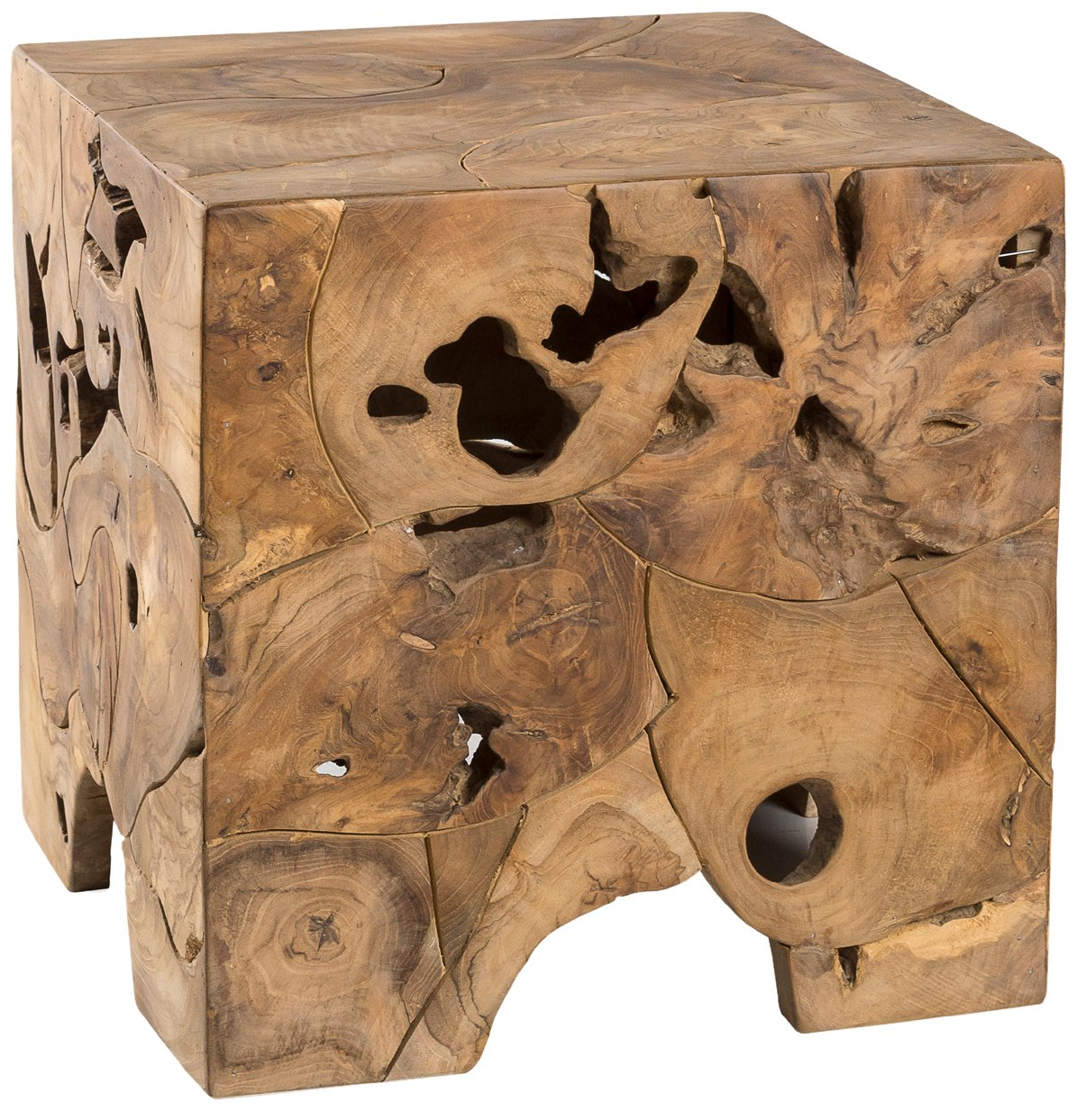 Padma's Plantation ROT06 Butlers Tables/TV Trays, Natural
