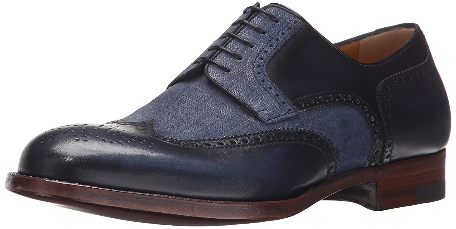 a.testoni Men's M45993IVM Oxford