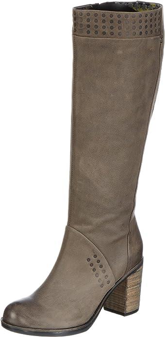 Aburrido Convocar Grupo  Geox D Sylvia G, Botas tacón Mujer, Gris-Grau (Grey C1006), 38.5:  Amazon.es: Zapatos y complementos