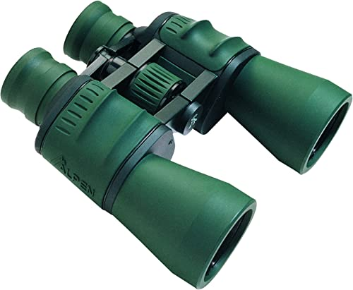 Alpen Optics PRO 10×50 Wide Angle Binocular