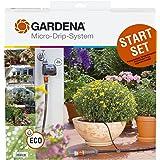 Gardena 1398 Micro-Drip Watering Starter Kit With Timer