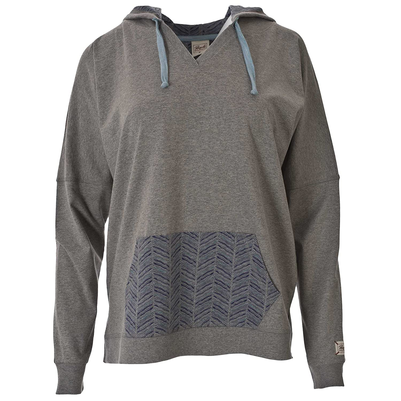 petit T-Shirt à capuche (gris) de People Wear Organic