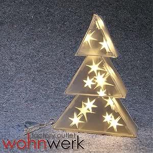 Con luz LED X Mas Navidad árbol holográfico 3D efecto