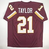 $49 » Unsigned Sean Taylor Washington Burgundy Custom Stitched Football Jersey Size XL New No…