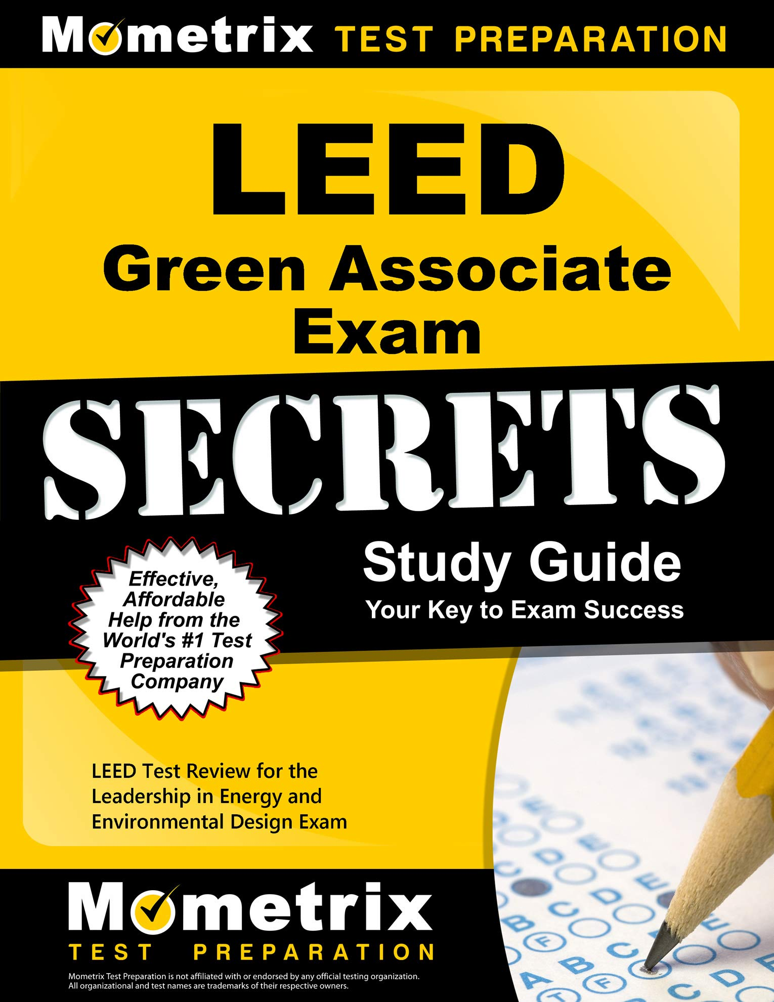 Buy Leed Green Associate Exam Secrets Leed Test Review For The Leadership In Energy And Environmental Design Exam Mometrix Secrets Study Guides Book Online At Low Prices In India Leed Green