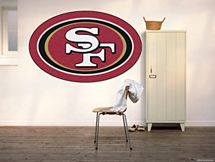 49ers Decals Stickers San Francisco Decal Home Decor