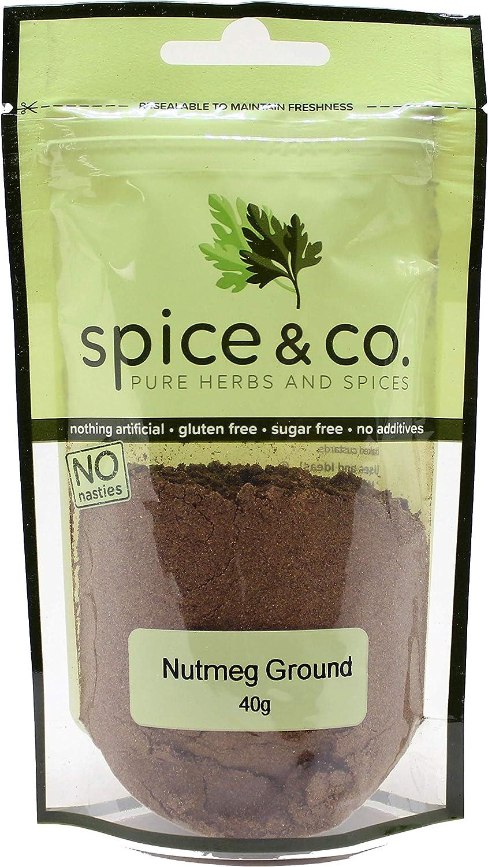 Spice & Co Ground Nutmeg 40 g