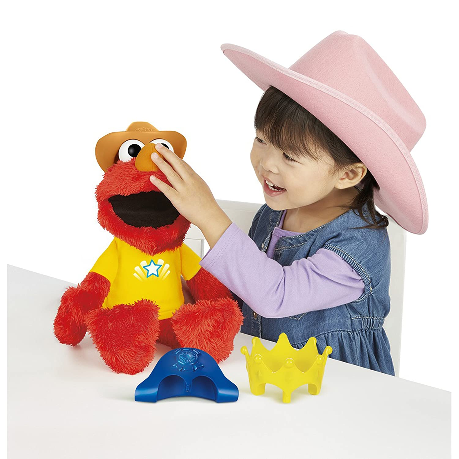 Sesame Street Let s Imagine Elmo Toy Amazon Toys & Games