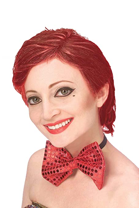 The Rocky Horror Picture Show Columbia Wig