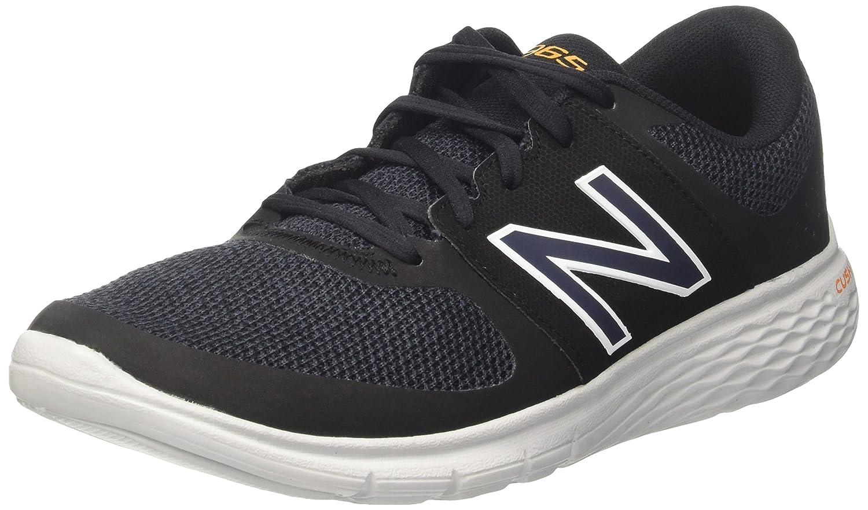 New Balance Men's MA365v1 CUSH + Walking Shoe 8 4E US|Black