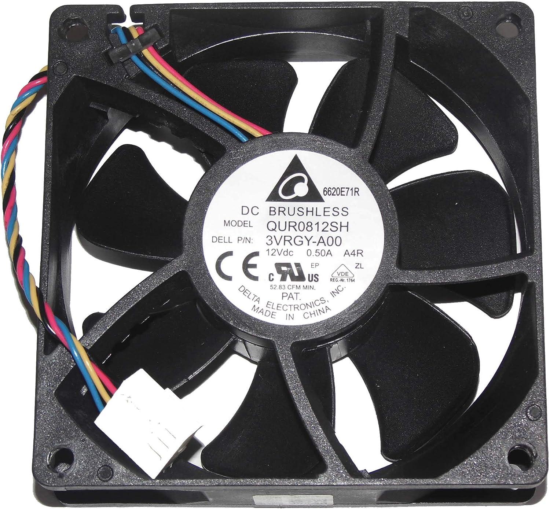 PVA080G12Q-P29-AE,EFH-08E12W-IP01 80x80x25mm QUR0812SH DC12V 0.50A 3VRGY 9020 7020 9040 4Wire CPU Cooler Fan MF80251V2-Q010-S99,PVA080G12Q P29-AE
