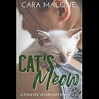 Cat's Meow: A Fur-Ever Veterinary Romance book cover