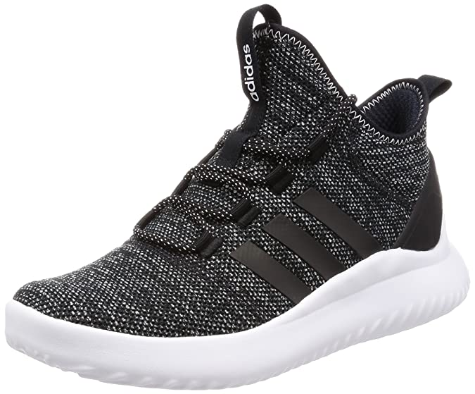online retailer ecd7f 36324 adidas Cloudfoam Ultimate Bball, Sneaker a Collo Alto Uomo Amazon.it  Scarpe e borse