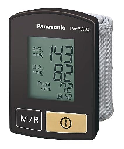 Panasonic EW-BW03 - Tensiómetro para muñeca