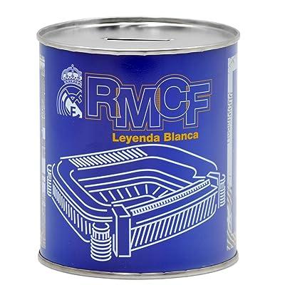 Real Madrid- Hucha de Metal (Colorino 44223.0): Juguetes y juegos