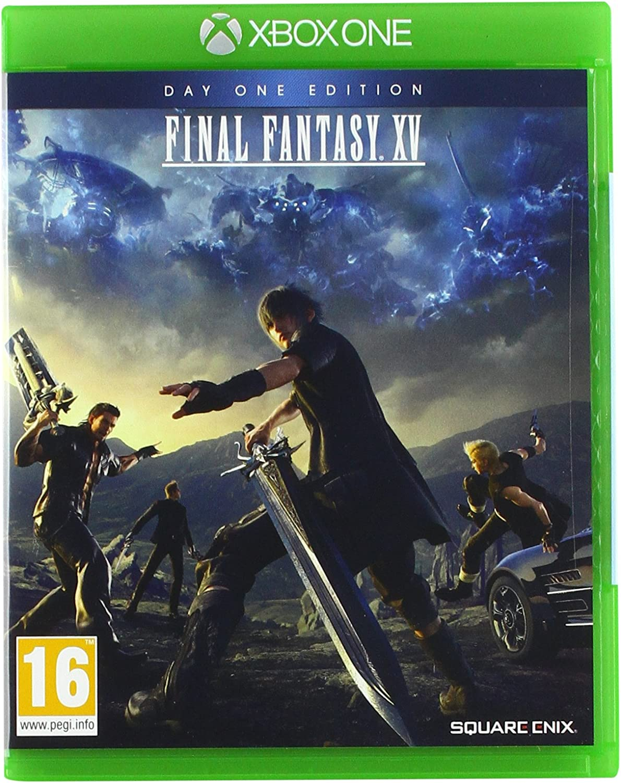 Final Fantasy XV: Day One Edition (Xbox One) [importación inglesa]: Amazon.es: Videojuegos