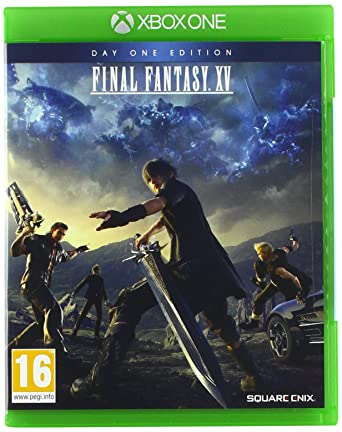 Final Fantasy XV  Day One Edition (Xbox One)  Amazon.co.uk  PC   Video Games fd1604ae1b