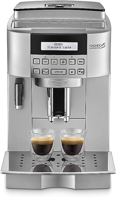 Delonghi Magnifica S Ecam 22.360.s - Cafetera superautomática, 15 ...