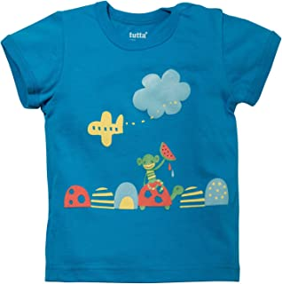 Bel Blu T-Shirt by TUTTA in Finn Land (80)