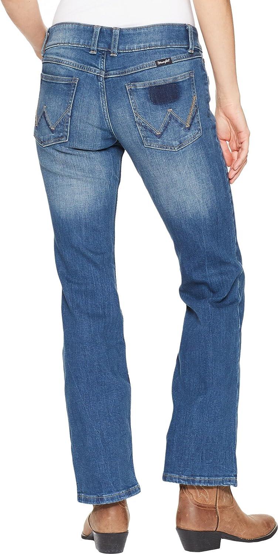 Wrangler Womens Retro Sadie Low Rise Jeans