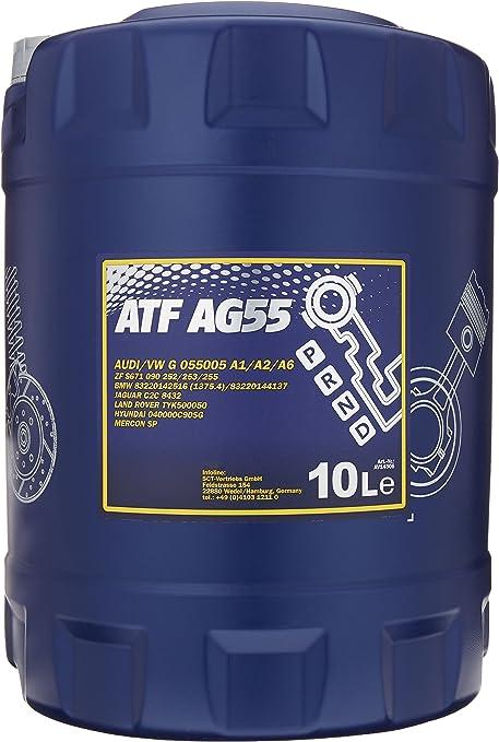 Mannol Atf Ag55 1 Litre Auto