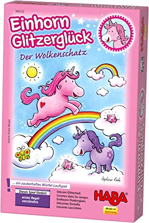 Haba El Unicornio Destello Amazon Es Juguetes Y Juegos