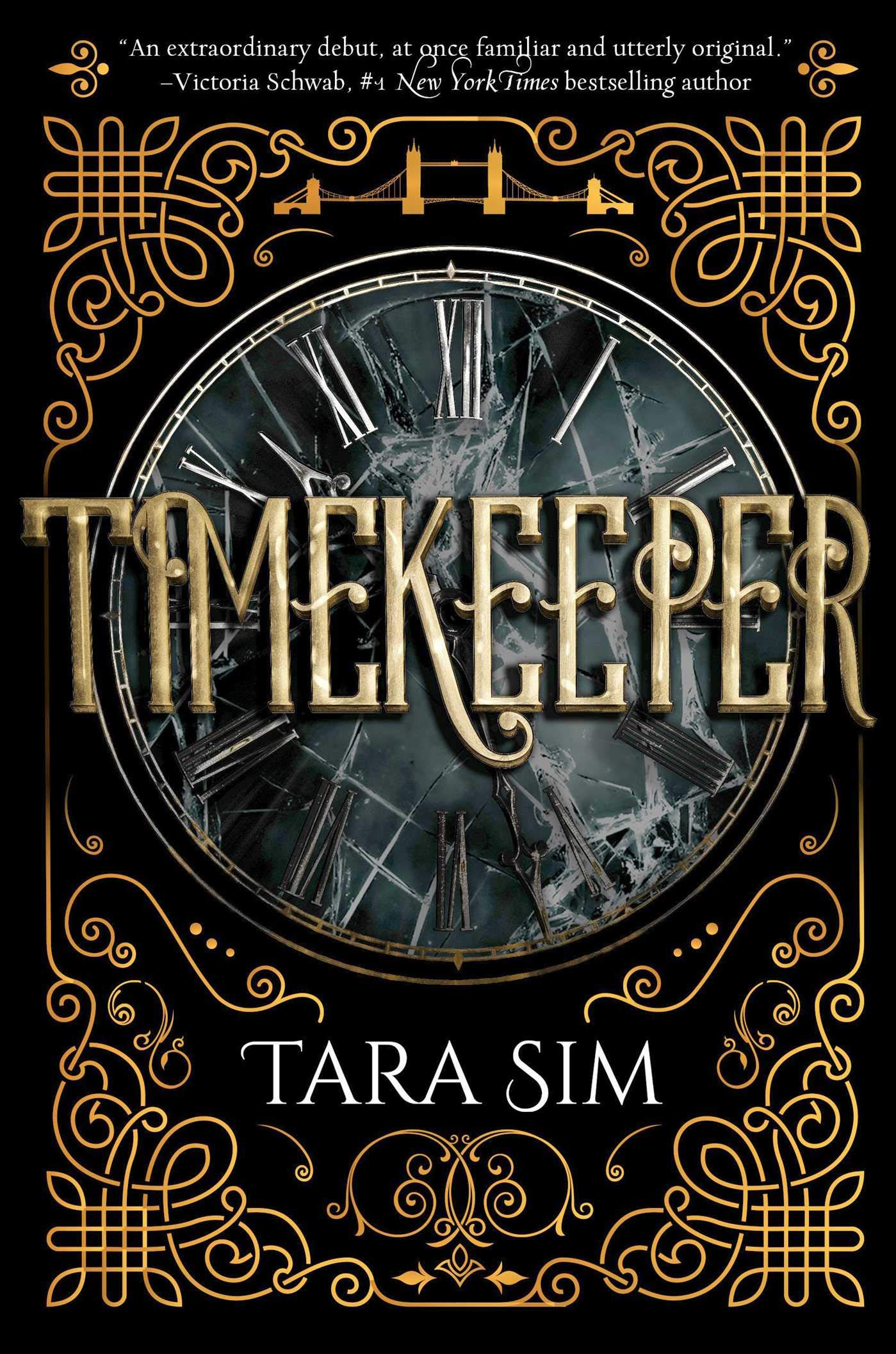 Timekeeper (English Edition)