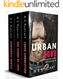 Urban Love: Contemporary Gay Romance Three Book Box Set