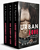 Urban Love: Contemporary Gay Romance Three Book Box Set
