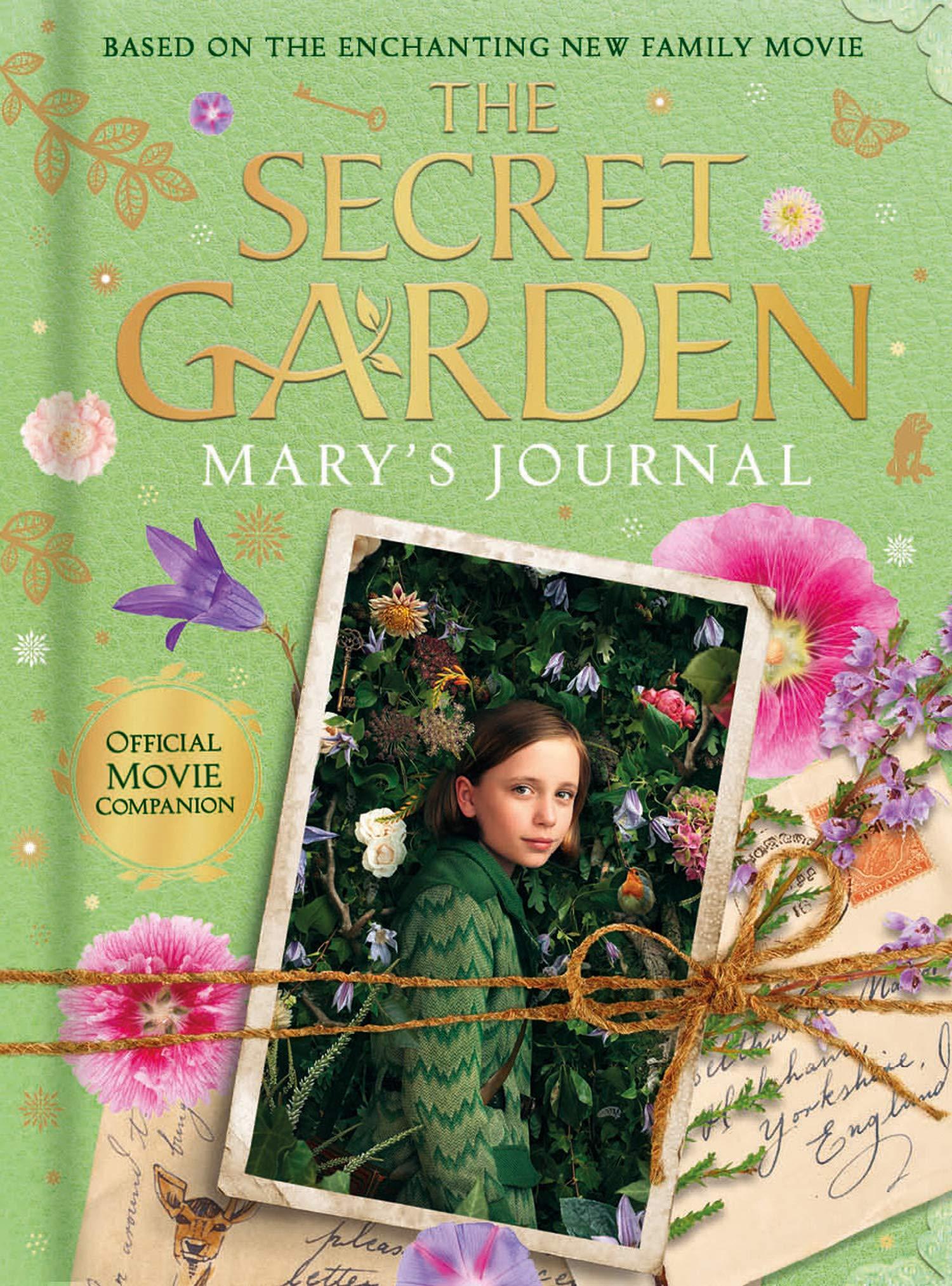 The Secret Garden Mary S Journal Secret Garden Film Tie In Amazon Co Uk 9780008381493 Books