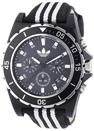 Adidas ADH2664 STOCKHOLM Black Chrono Watch