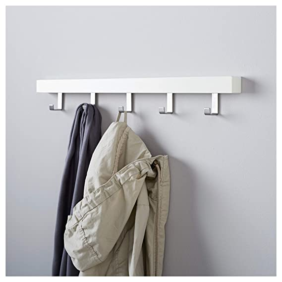 Amazon.com: IKEA.. 702.426.56 Tjusig - Estantería de pared ...