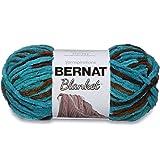Bernat Blanket Yarn, 5.3 Ounce, Mallard Wood, Single Ball