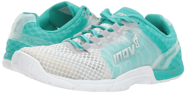 Inov-8 Women's F-Lite 235 V2 Chill Sneaker B01N9F2GTB W10.5 E US|Clear/Teal