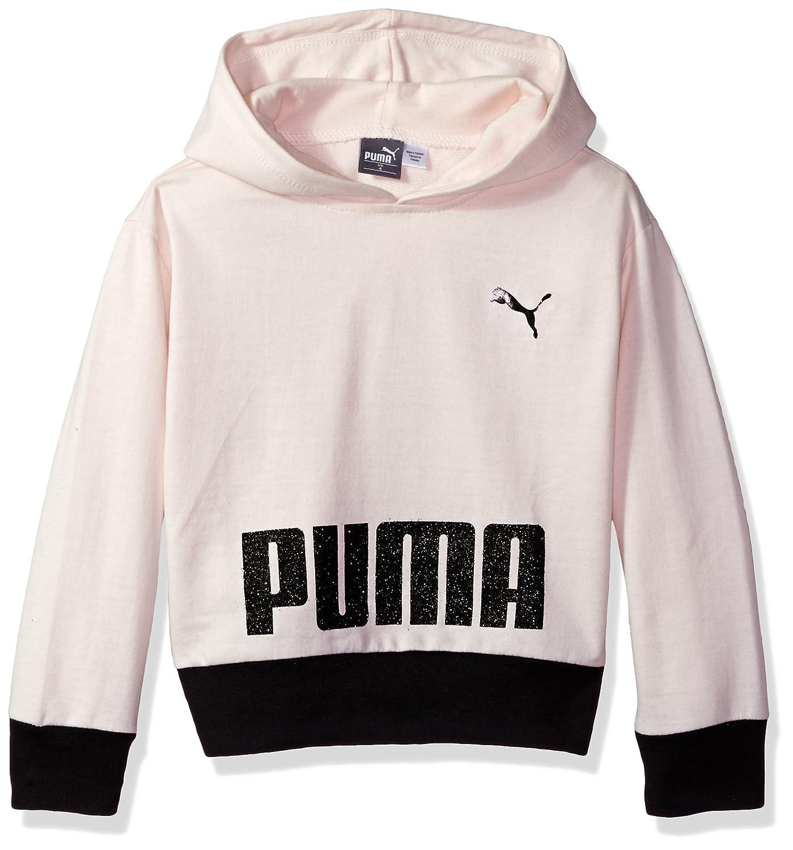 PUMA Girls Girls' Squad Full Zip Hoodie