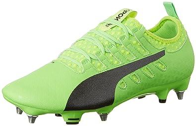 size 40 d2c2b c701b Puma Evopower Vigor 2 MX SG, Chaussures de Football Homme, Vert (Green Gecko