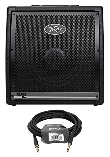 Amazon.com: Peavey KB 2 50 Watt Keyboard Amplifier 3-Channel Combo Amp w/10