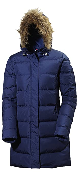 Amazon.com: Helly Hansen Women's Aden Puffy Parka Jacket: Sports ...