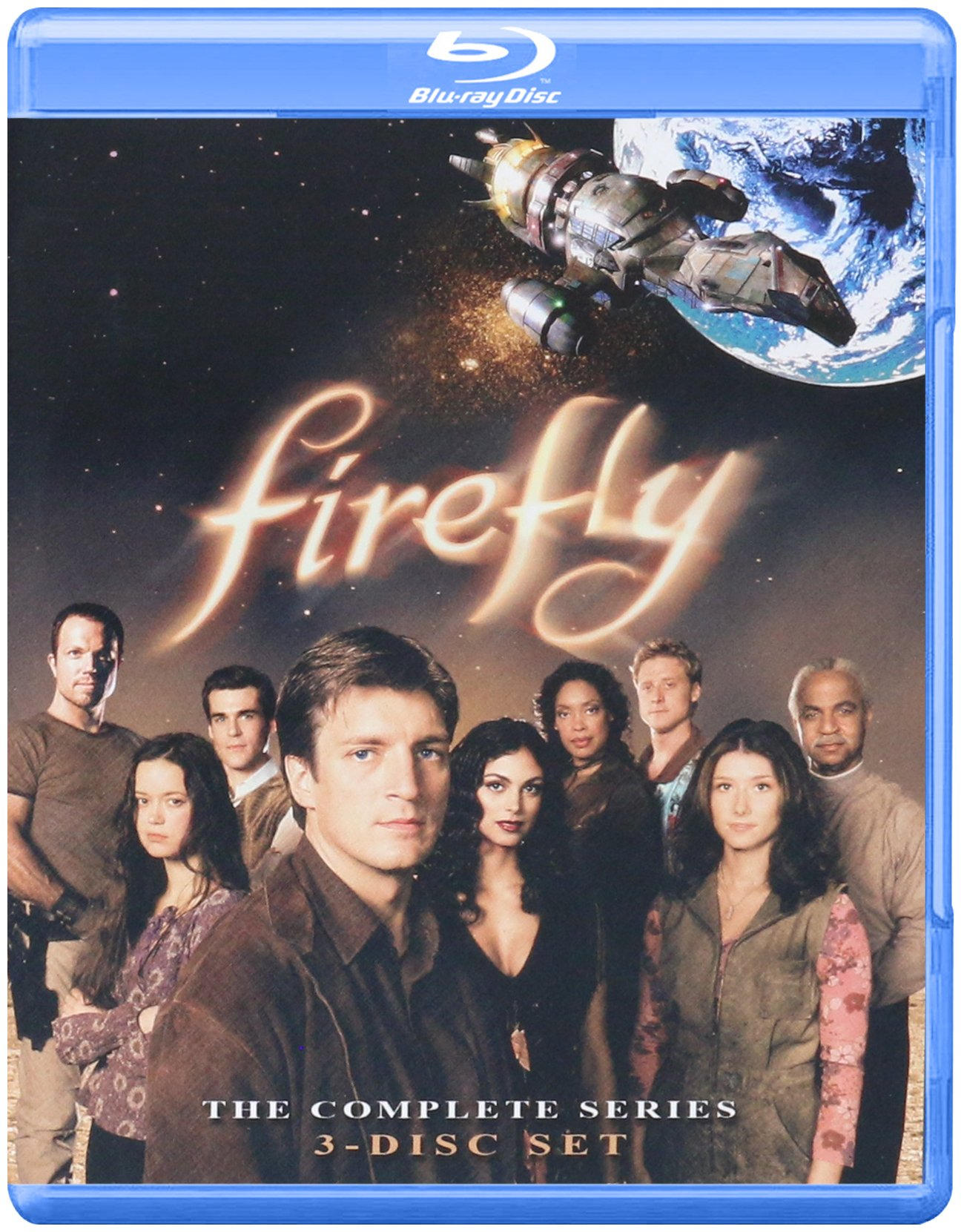 Firefly: The Complete Series [Blu-ray] by Firefly