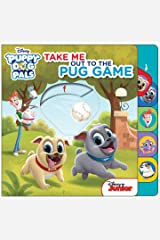 Disney Puppy Dog Pals: Take Me Out to the Pug Game Board book