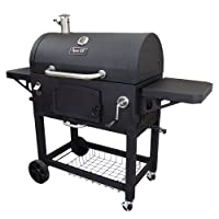 9. Dyna-Glo DGN576DNC-D Premium Charcoal Grill