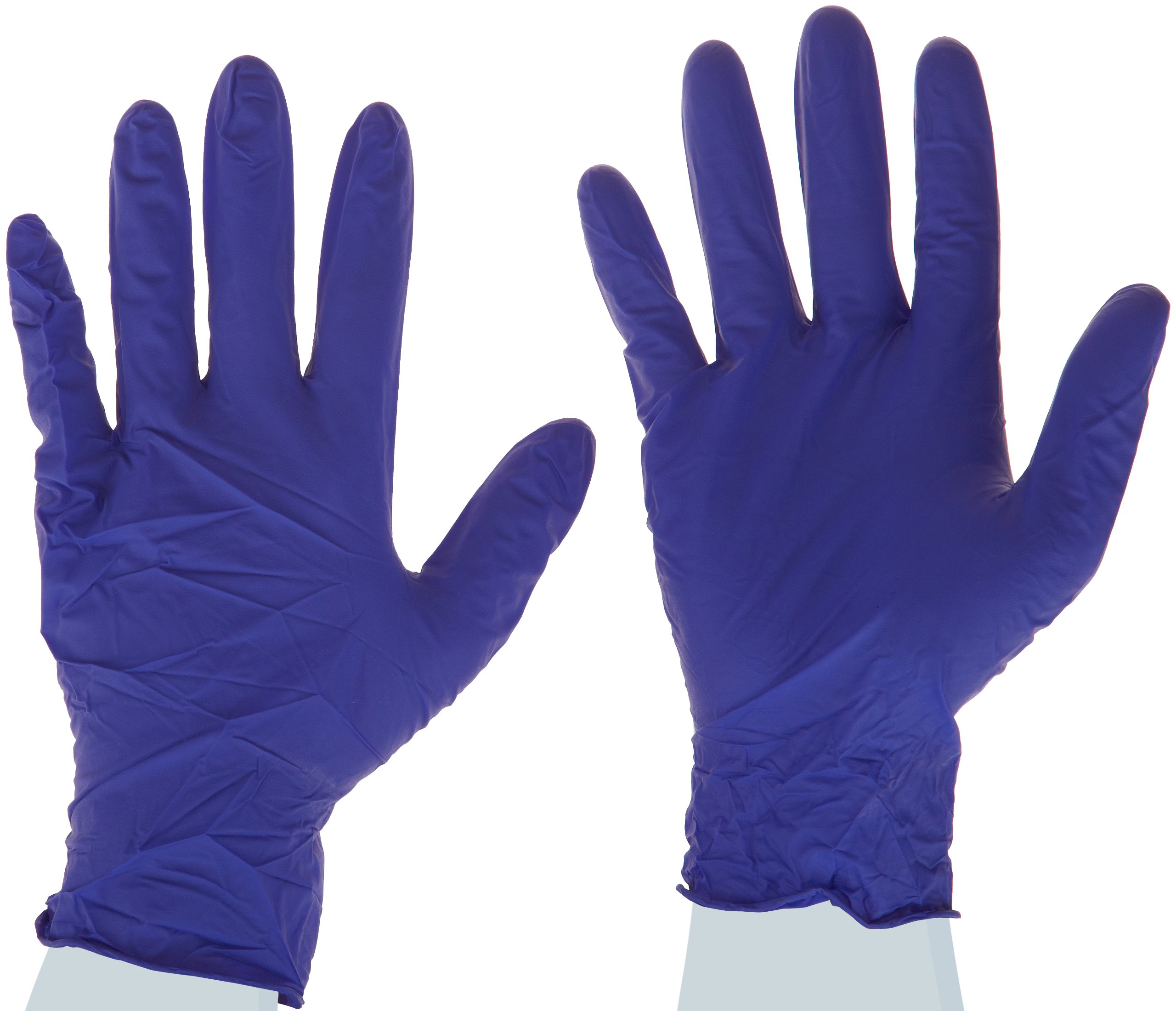High Five Cobalt X N213 Series N21 Nitrile Exam Glove, Large (Case of 10) by High Five