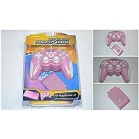 PlayStation 2 - Wirelss Pink Powershock Controller